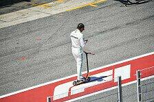 Formel 1, Hamilton gelangweilt: Will lieber mit Ferrari kämpfen