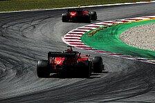F1 Barcelona, Presse: Ferrari-Entschuldigungen aufgebraucht