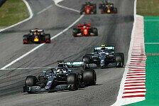Formel 1 Spanien-Statistik: Hamilton jagt nächsten Senna-Rekord