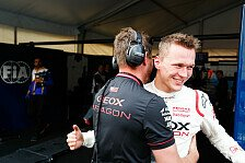 Formel E: Günther startet in Berlin - Fahrer-Posse wohl beendet
