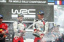 WRC Rallye Chile 2019: Alle Fotos vom 6. WM-Rennen