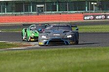 Blancpain: Starke Performance von R-Motorsport bleibt unbelohnt