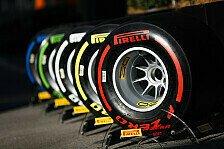 Formel 1, Pirelli macht Teams Hoffnung: Schon 2020 neue Reifen?
