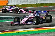 Formel 1, Perez in Sorge: Racing Point vor Monaco ohne Antwort