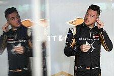 Formel E - Titelanwärter Andre Lotterer: Ich bin aufgewacht