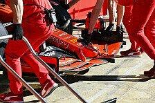 Formel 1, Ferrari gesteht: Evaluieren andere Technik-Konzepte