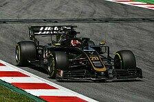 Formel 1: Jetzt doch Monaco-Hoffnung bei Pirelli-Patient Haas