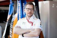 McLaren-Teamchef Seidl: Unser Budget ist keine Ausrede