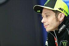 MotoGP - Valentino Rossi nur 14.: Viel probiert, kein Erfolg