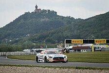 Mercedes-AMG startet mit Bestzeit ins Most-Wochenende