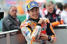 MotoGP - Marc Marquez: Habe mich 2014 unschlagbar gefühlt