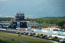 ADAC GT Masters 2019: Fahrerlagerradar aus Most