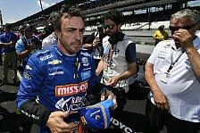 Alonso-Aus für Indy 500: McLaren schließt Startplatz-Kauf aus