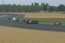 MotoGP-Crash Bagnaia vs. Vinales in Le Mans: Was war los?