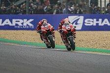 MotoGP-Stallorder im Ducati-Duell? Dovi: Sind hier nicht in F1