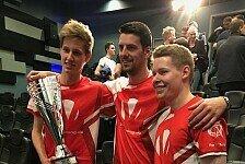Project CARS 2: Deutsches Team wird eSports-Weltmeister