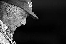 Formel 1 - Reaktionen zum Tod Niki Laudas