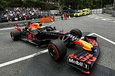 Formel 1, Monaco: Verstappen im Q3 von Ricciardo ausgebremst