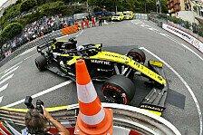 Formel 1 Monaco: Ricciardo wird Opfer von Renault-Strategie