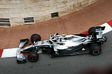 Formel 1, Monaco: Mercedes klagt trotz Bestzeit über Baustellen
