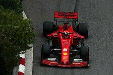 Formel 1 Trainingsanalyse Monaco 2019: Ferrari im Mittelfeld?