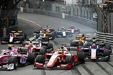 Formel 2: Rennkalender für Saison 2020 vorgestellt