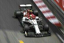 Formel 1, Giovinazzi versteht Strafe nicht: Manöver war sicher
