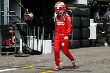 Formel 1 Monaco 2019, Vettel crasht in Qualifying-Generalprobe