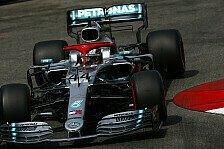Formel 1 Monaco: Hamilton stichelt nach Chaos gegen Ferrari