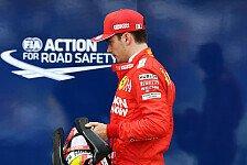 Formel 1 Monaco-Qualifying, Leclerc nach Q1-Aus fassungslos