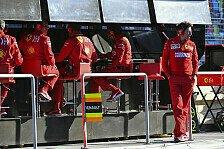 Ferrari erklärt Quali-Debakel: Keine personellen Konsequenzen