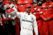 Formel 1 Monaco, Hamiltons härtester Sieg: Mit Lauda-Kampfgeist