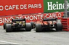 Formel 1, Hülkenberg rüffelt Leclerc: Ungeduldig und frustriert