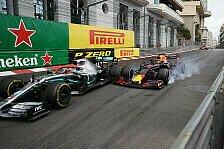 Formel 1, Hamilton: RBR Honda teils mehr Power als Mercedes