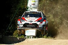 WRC-Revolution: Rallye-WM ab 2022 mit Hybrid-Autos