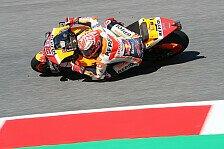 MotoGP Barcelona 2019: Marc Marquez fährt Bestzeit in FP1