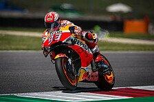 MotoGP Mugello: Marquez gewinnt Pole-Duell gegen Quartararo