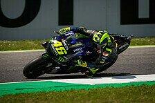 MotoGP Mugello - Valentino Rossi: Ich war nicht schnell genug