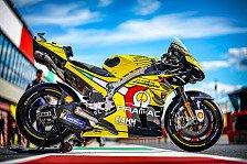 MotoGP Mugello 2019: Lamborghini-Design für Pramac-Ducatis