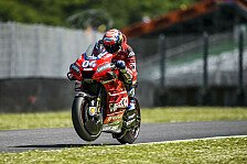 MotoGP - Mugello-Ass Dovizioso kämpft: Kein Gefühl, zu langsam