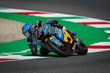 Moto2: Alex Marquez siegt in Mugello, Tom Lüthi am Podest