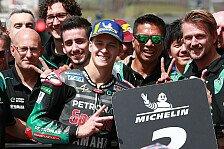 MotoGP Barcelona: Fabio Quartararo für rennfit erklärt