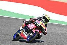 Moto3 Mugello 2019: Erster Sieg für Tony Arbolino