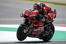 MotoGP Mugello 2019 - Live-Ticker: Reaktionen zum Petrucci-Sieg