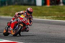 MotoGP Mugello 2019: Marquez holt sich Warm-Up-Bestzeit