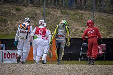 MotoGP - Nach Mugello-Debakel: Rossi denkt nicht ans Aufhören