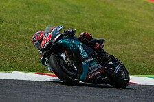 MotoGP Barcelona 2019: Quartararo auch im 4. Training voran