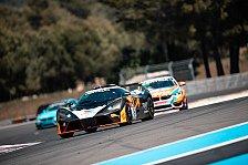 GT4 European Series: Patric Niederhauser weiter im Titelkampf