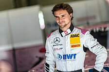 Lucas Auer gibt Comeback im ADAC GT Masters