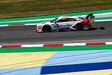 DTM Misano: Rene Rast auf Pole - Dovizioso vor Aston Martins